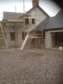 Building & landscaping
