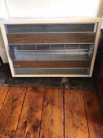 Free Retro Vintage Electric Fire 60s/70s