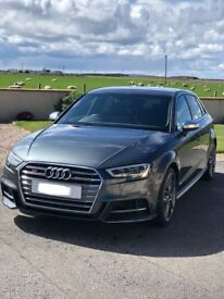 Audi S3 2017/17 *Very Low Milage, Immaculate*