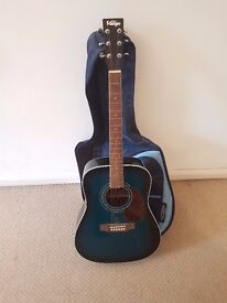 Vintage V400BL Acoustic Guitar - Used