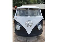 VW Split Screen Camper 1961