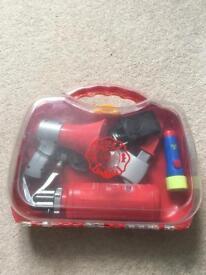 ELC fireman's tools