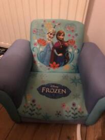 Children's Frozen arm chair