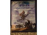 PS4 Horizon Zero Dawn Complete Edition Brand New