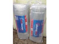 NEW unused Alumaflex insulation rolls