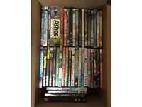 Wholesale job lot 1000 DVD's £50 only