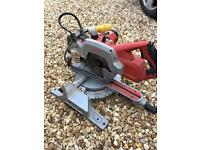 Milwaukee mitre saw 110v