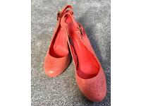 Faith shoes, red size 4 / 37