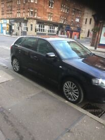 Audi A3 56 plate specilal adition 2 owners from new. Not even a scratch on body. £2950