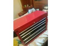 Halfords tool box