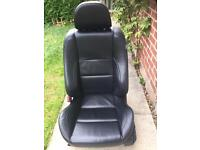 MG ZS Full Leather Monaco seats