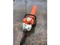 Stihl hs82 hedge cutter trimmer very clean machine