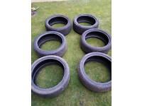 free drifting tyres 225/40/18