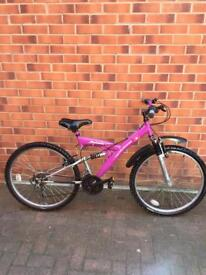 "Ladies bike 26""wheels size Bargain"