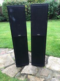 Eltrax Liberty speakers 5+ floor standing