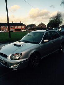 Subaru Impreza wrx turbo 4wd