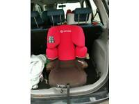 Car seat from 4 to 12 year