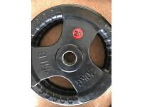 Disc weights