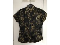 Ladies Chinese style top.