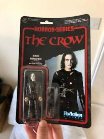 The Crow Eric Draven Figure