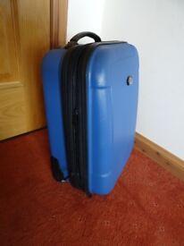 Hand Luggage hard shell suitcase
