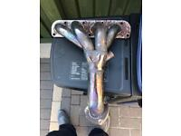 Corsa d 1.4 4 branch manifold with decat