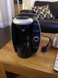 Bosch Tassimo coffee machine.