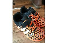 Adidas Football trainers size 8 infant