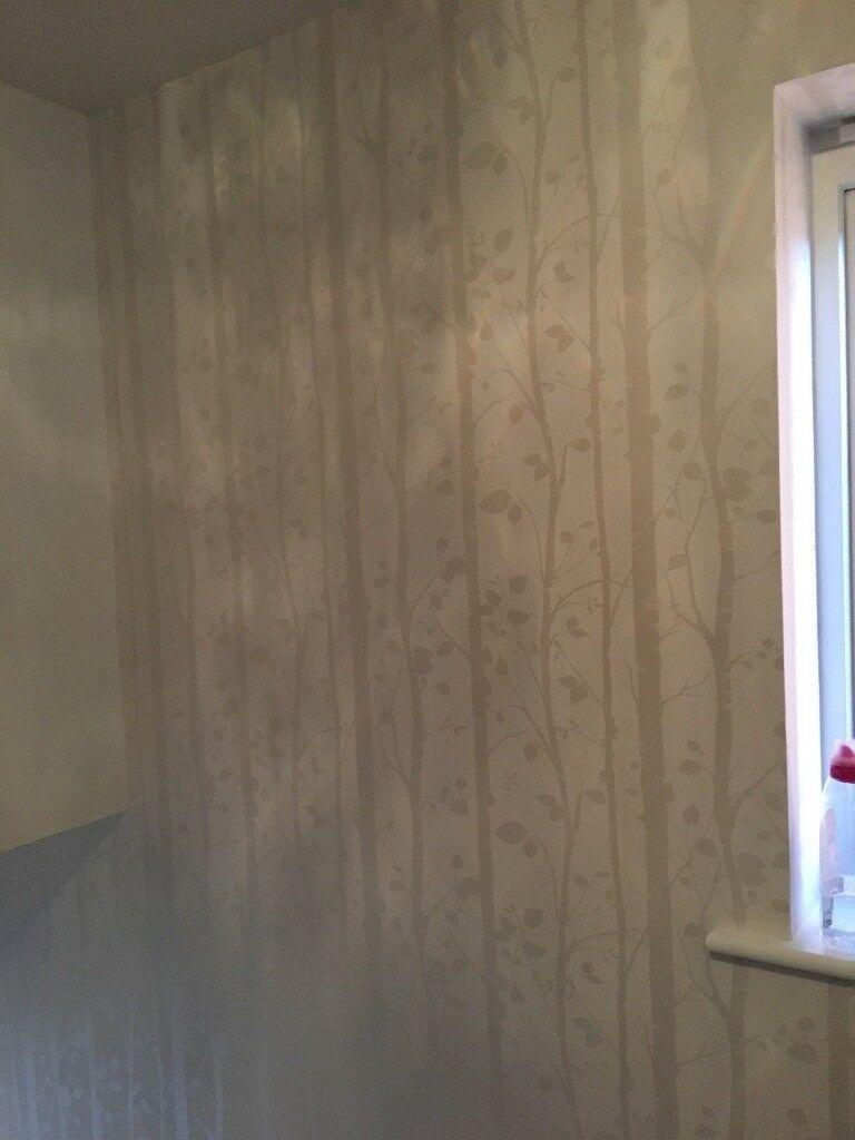 Next wallpaper - natural trees white