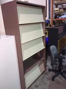 Older display cabinets