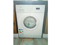 Logik Washing Machine 6 kg 1200 spin Free Standing