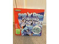 Pop N Drop Penguins Game Brand New