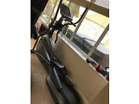 Vision fitness commercial Elliptical Trainer
