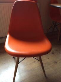 Danish style chair