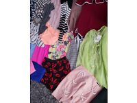 Size 8 Ladies Girls Clothes Bundle