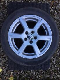 """VW Polo 15"""" alloy wheels 9n 5x100 Volkswagen"""