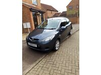 Mazda2 1.4 TD TS2 3dr Low mileage 86k 30£ Tax year cheap to run and insure perfect first car
