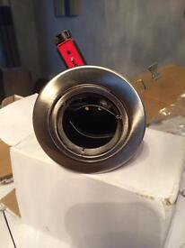 Joblot downlighters fire rated