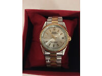 Rolex Datejust Bi Metal, Automatic Watch, Metal Strap *1st Class Postage Available*