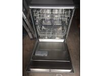 Silver BEKO dishwasher good condition