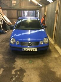 Vw polo mint condition MOT till May