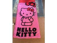 Hello Kitty Sleeping Bag