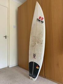 Surfboard 5'10