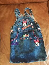Brand new Minnie dress