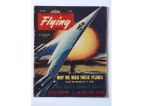A dozen Aircraft related magazines form the late 50's and early 60's plus three learned journals