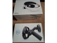 Dell Mixed Reality VR Headset and controllers, Brand new in box, factory sealed.