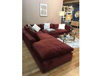 Large RH Corner Sofa.