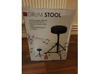 Drum stool as new
