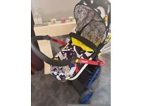 Cosatto whoop old skool pushchair