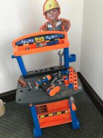 Bob the builder tool station